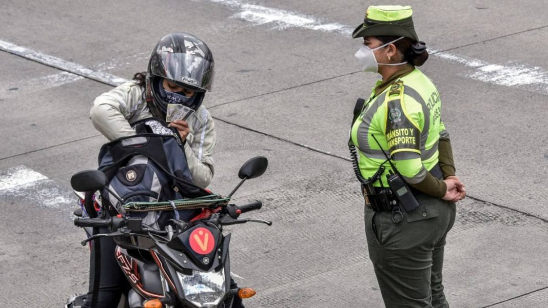 movilidad en Cundinamarca