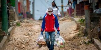 Soacha Comuna tres Covid Colombia