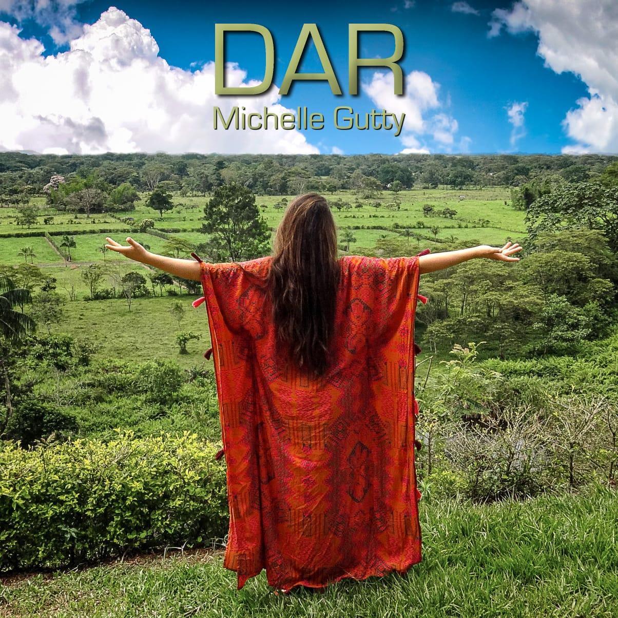 Dar de Michelle Gutty, una canción que nace en el corazón