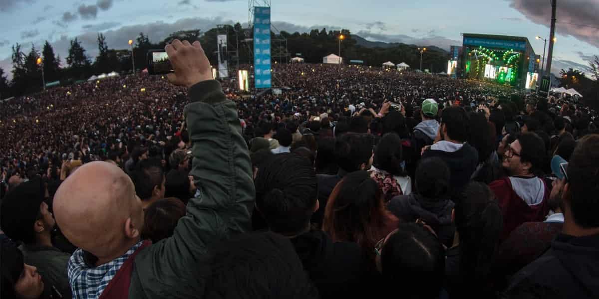 Agéndate con el lanzamiento de Festivales al Parque