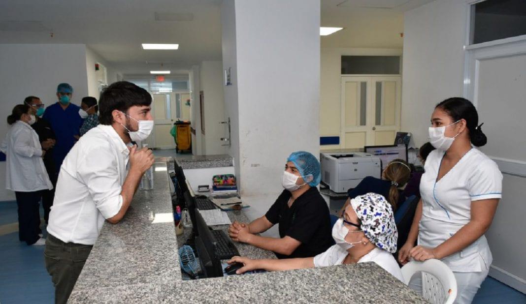 Barranquilla hospital