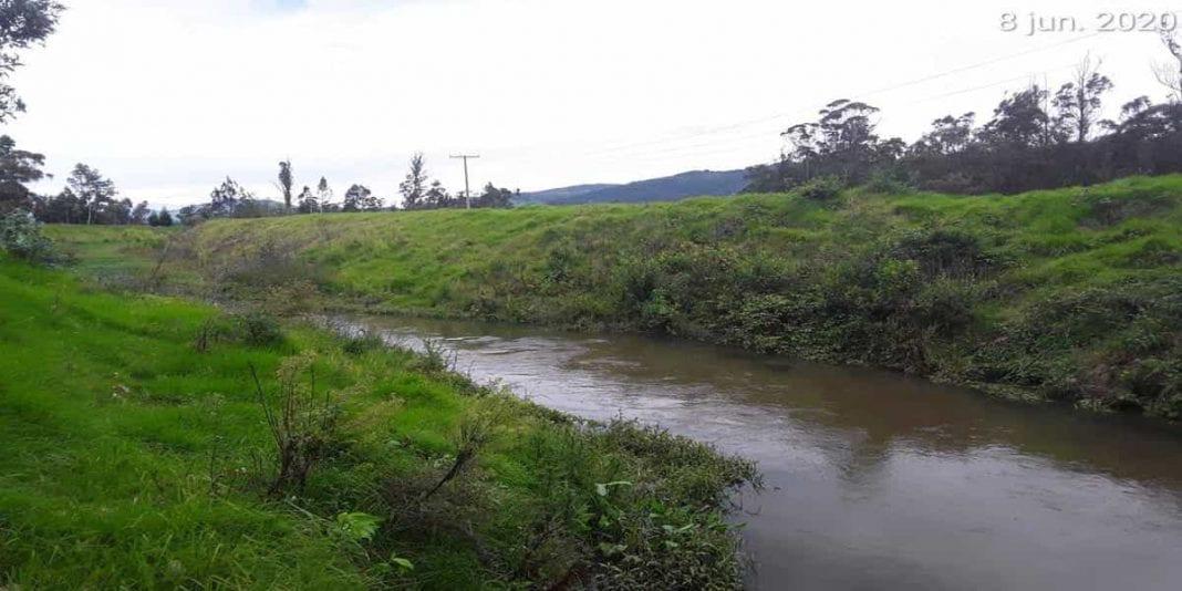 CAR advierte sobre incrementos de nivel del agua en río teusacá