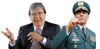 Carlos Holmes Trujillo y Eduardo Zapateiro