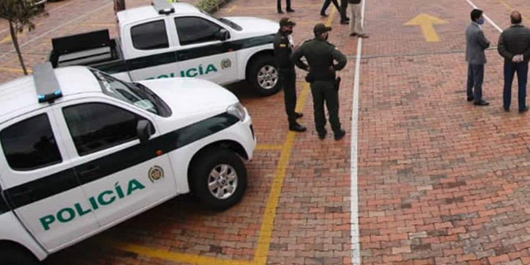 Fuerte golpe a la delincuencia en Cundinamarca