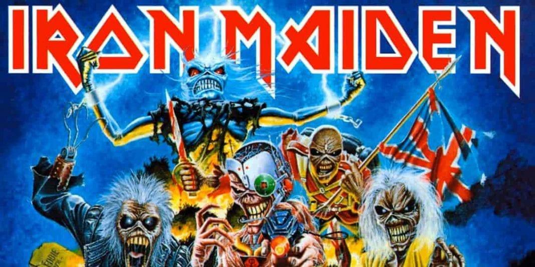 La legendaria banda Iron Maiden tendrá hoy concierto virtual