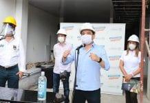 Mejoran hospital de Nilo y construyen plaza de mercado en Tocaima