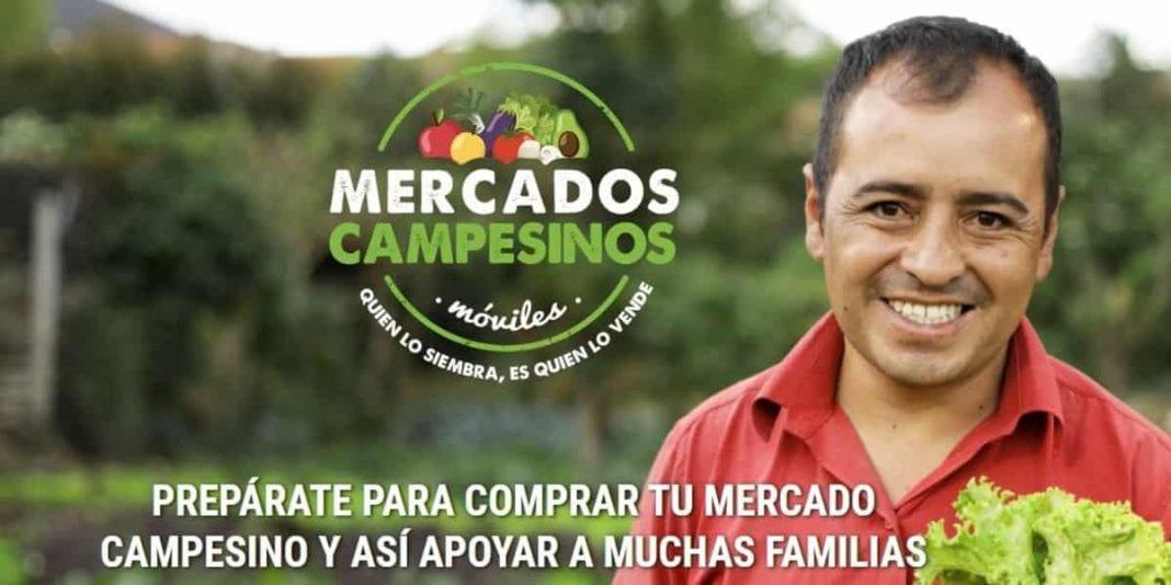 Productores de Cundinamarca participan en la Mercatón