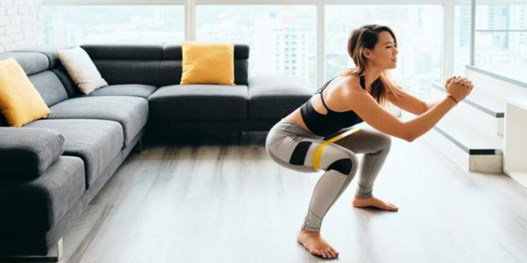 Tres ejercicios para aumentar el volumen en tus glúteos