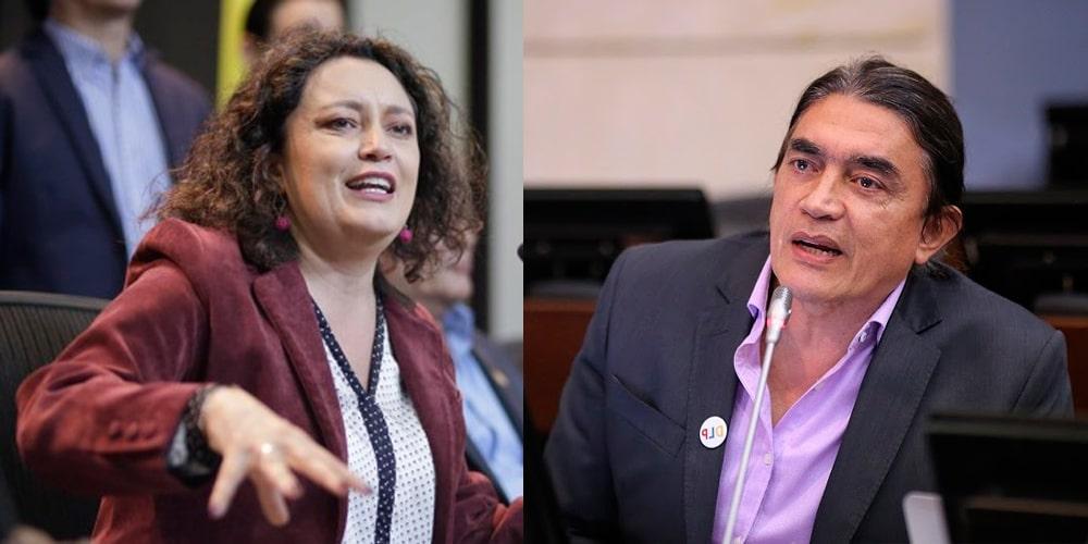 Angélica Lozano y Bolívar