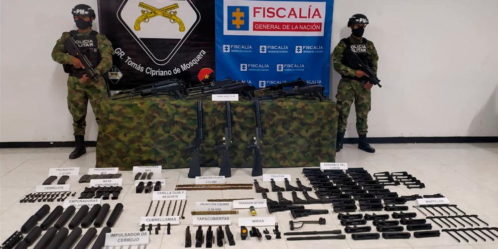 arsenal de armas