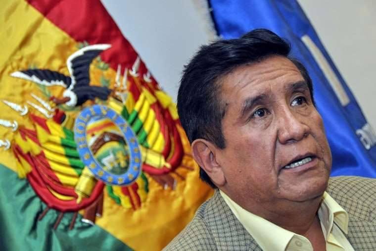 presidente de la Federación Boliviana de Fútbol