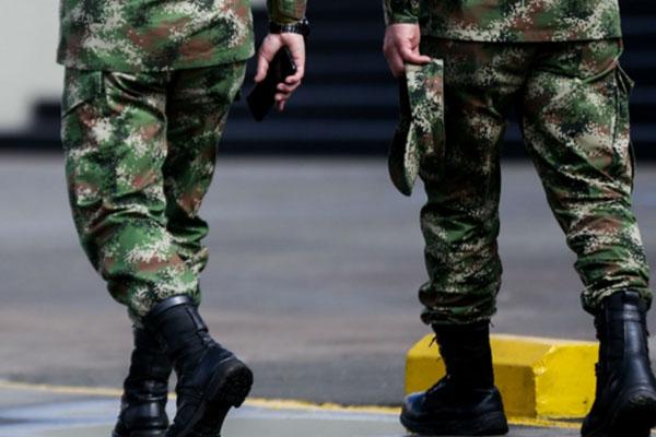 cargos militares