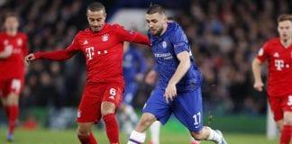 Bayern Munich vs Chelsea