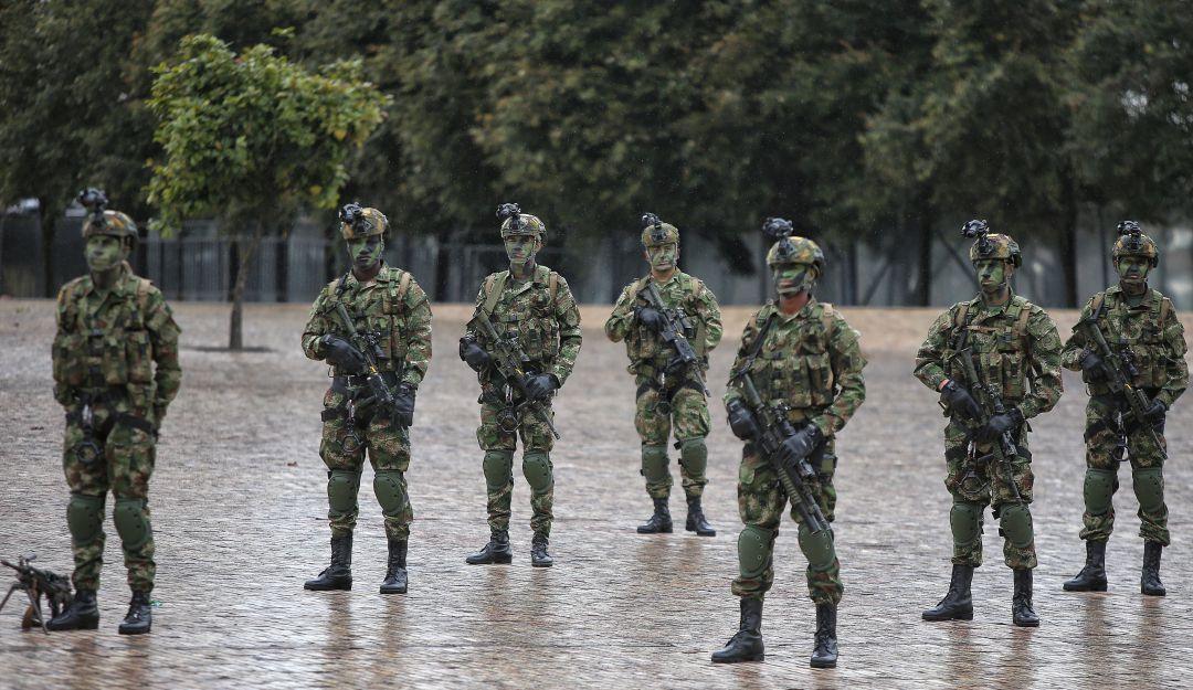 ONU Ejército