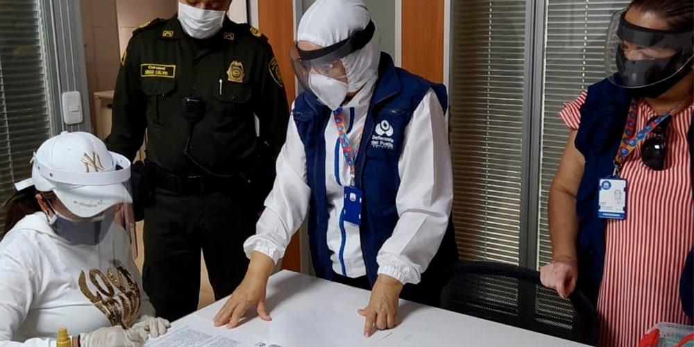 exgobernadora La Guajira