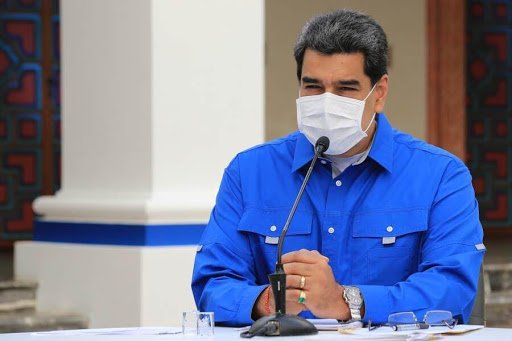 Maduro dice que Duque envía el virus