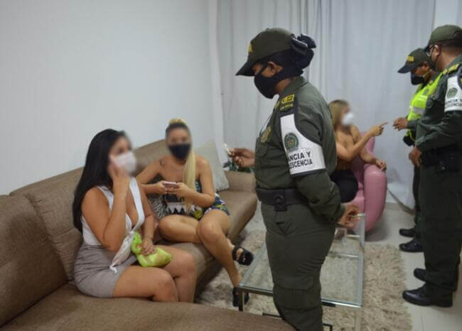 modelos webcam Cartagena