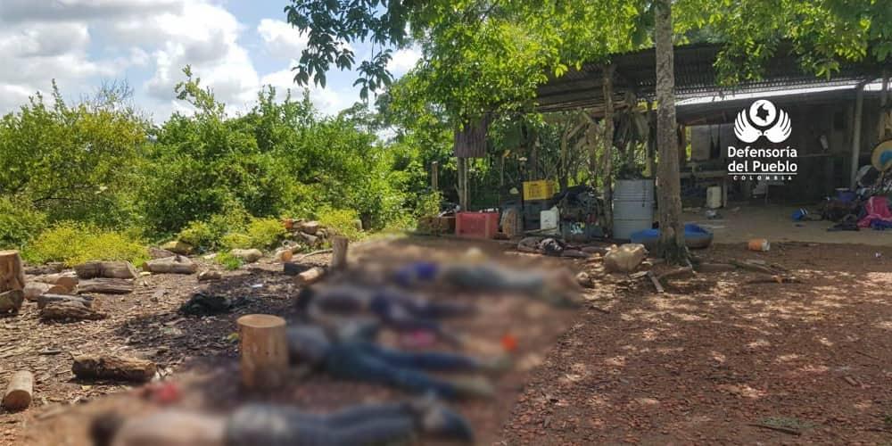 Masacre en Tibú