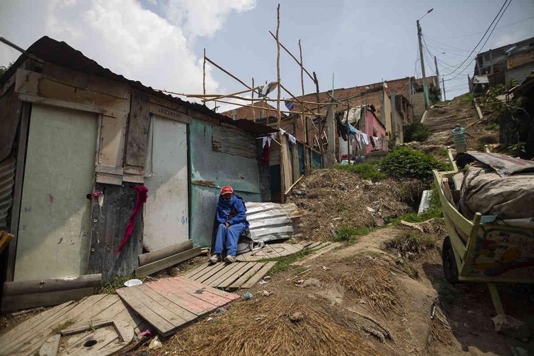 colombianos en situación de pobreza