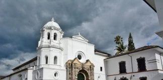 Iglesia Popayán