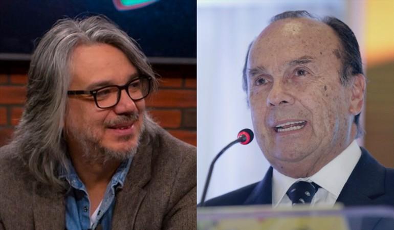 Hernán Peláez y De Francisco