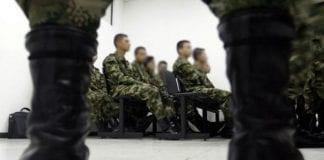 audiencia soldados
