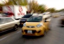 mujer atropellada por taxi en Kennedy