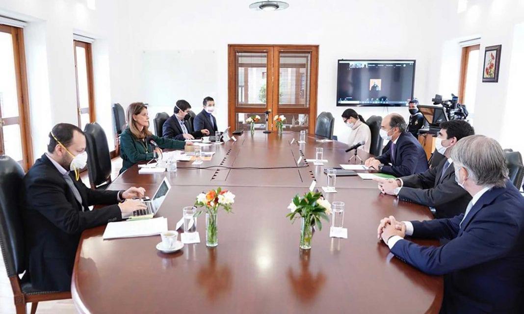 vicepresidenta pide empleo digno para los colombianos