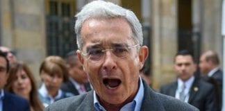 Álvaro Uribe Centro Democrático
