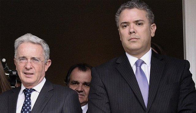 Para Duque, Uribe es controversial pero 100 % inocente