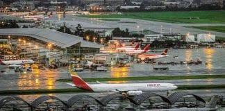 Aeropuerto Vuelos
