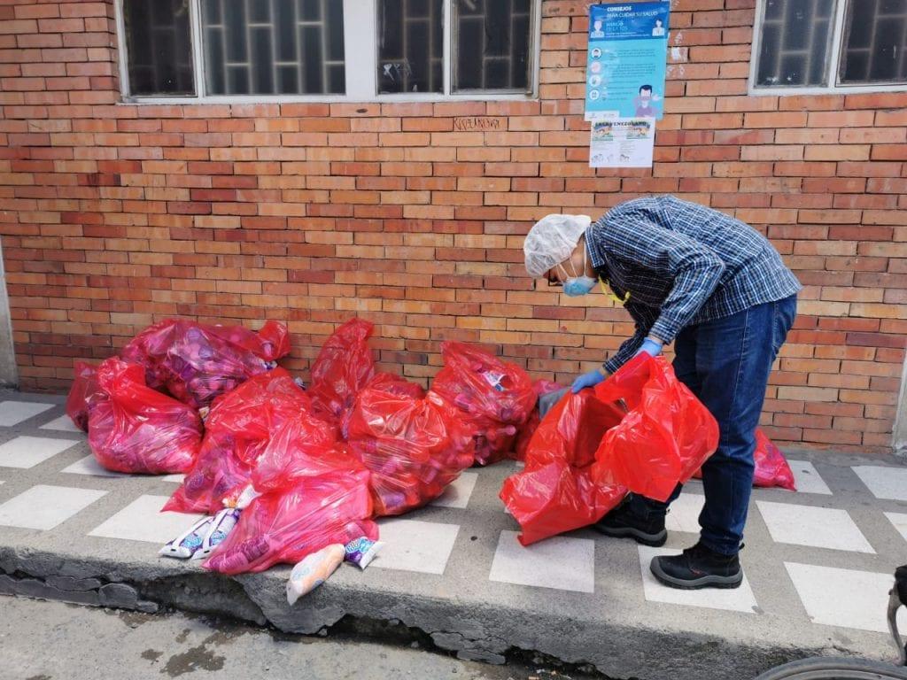 Alcaldía de Soacha incauto más de una tonelada de alimentos