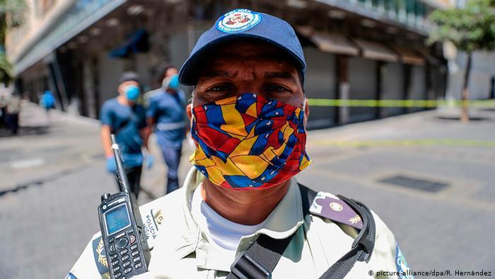 Caracas Coronavirus Venezuela