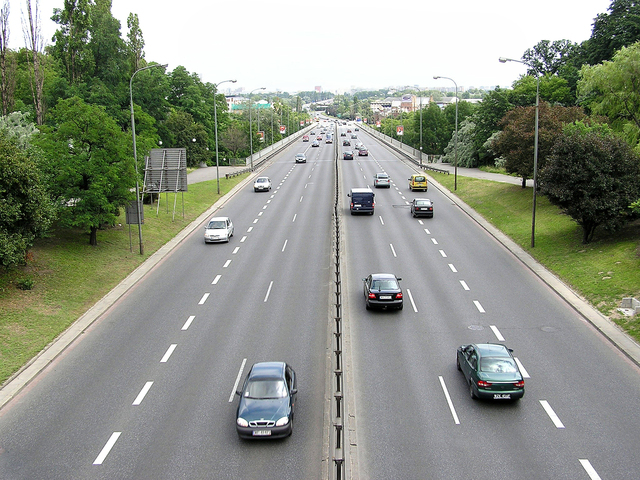 Carreteras abiertas