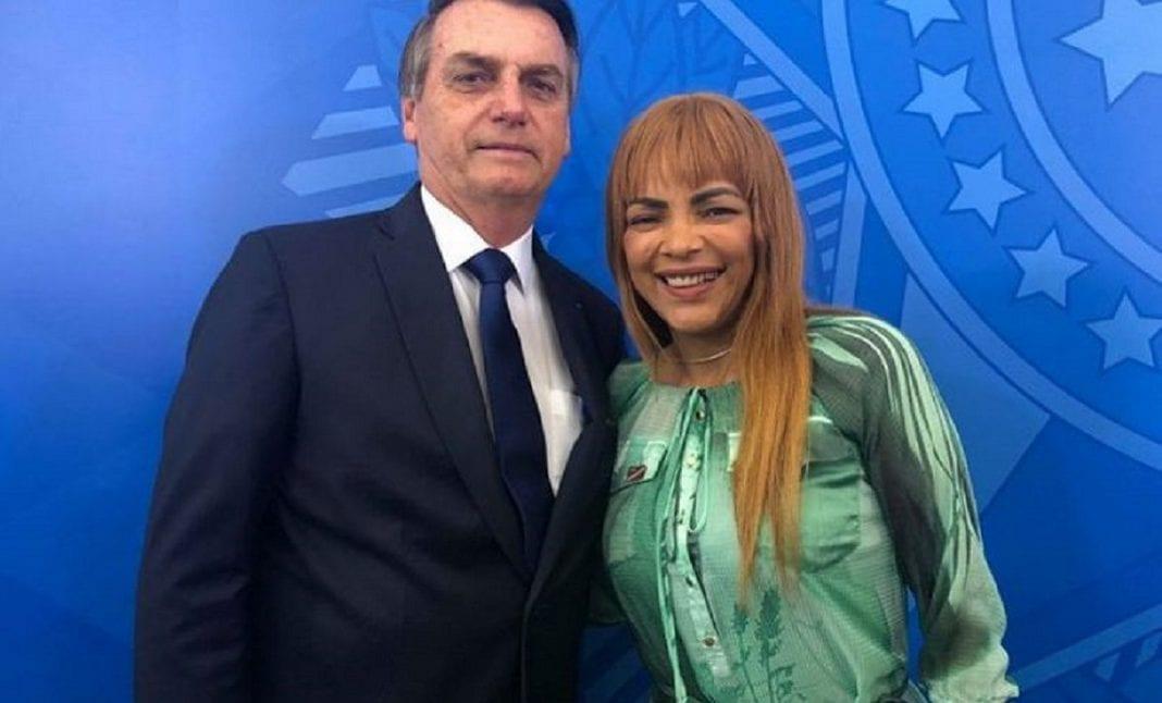 Congresista de Brasil, Flordelis de Souza ese acusada de asesinato