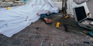 Masacre en El Tambo