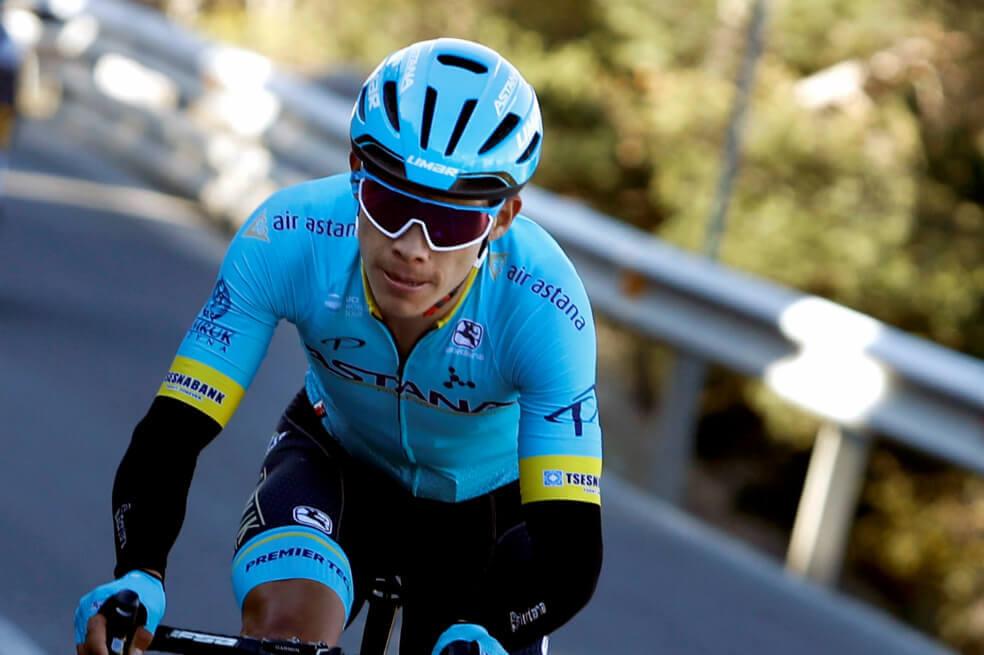 Miguel Ángel López, Tour de Francia