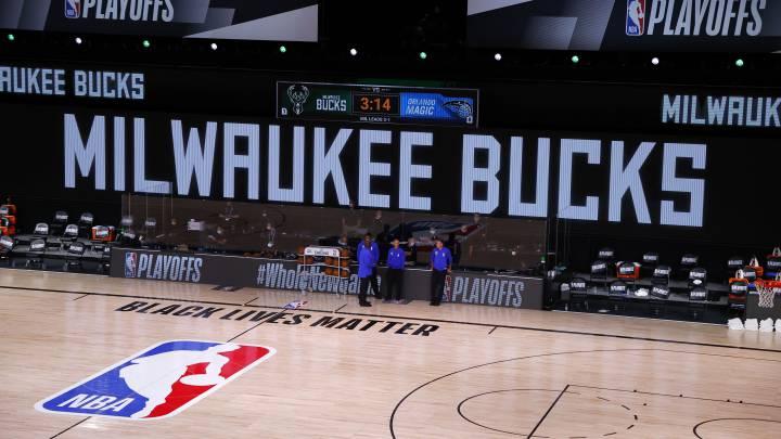 Un boicot se vivió en los playoff de la NBA