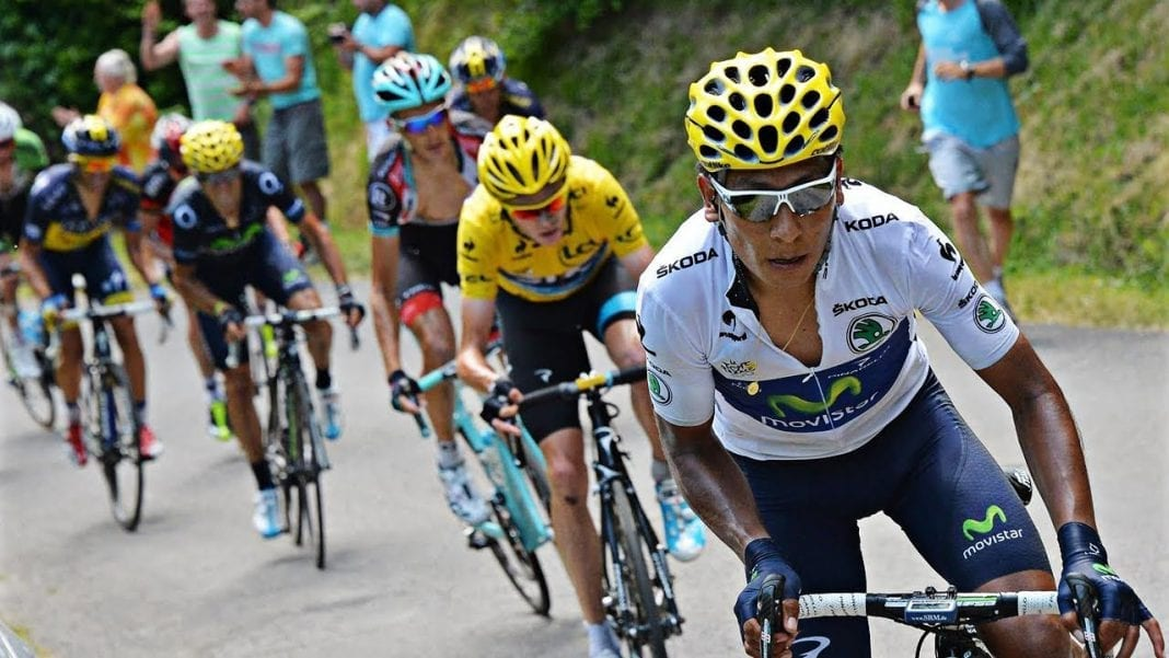 Nairo Quintana Mundial de Ciclismo