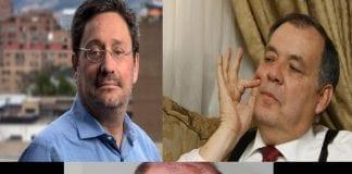 Pacho, Ordoñez y Mancuso