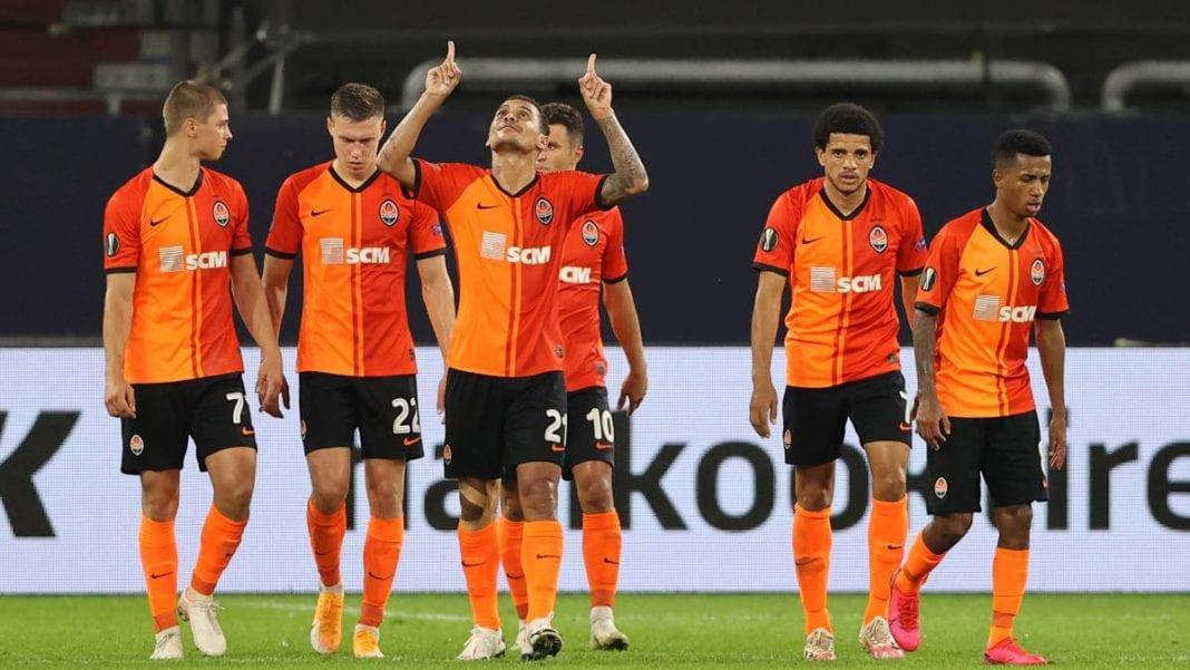 Shakhtar derrota al Basilea 4-1