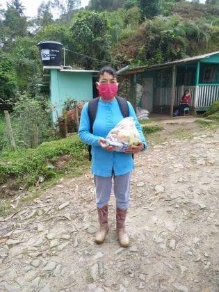 185 mil estudiantes de Cundinamarca han recibido alimentación en pandemia