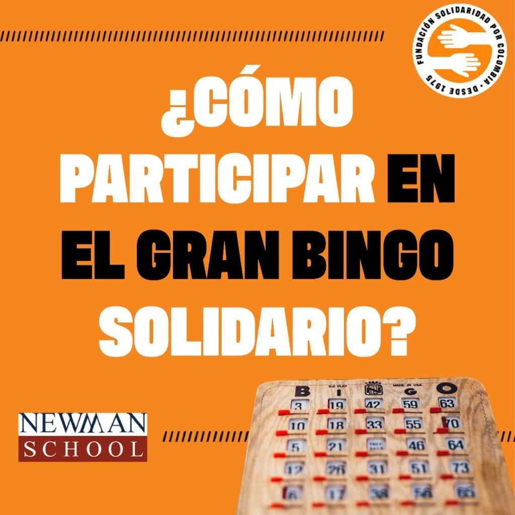 Bingo Solidario para los que más necesitan