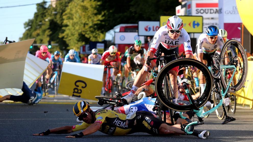 ciclista Tour de Polonia