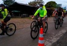 marcación de bicicletas