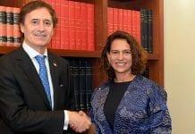 Embajador de Chile en Colombia