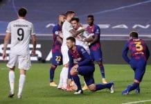 fútbol Barcelona vs Bayern
