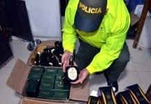 Organización Licor adulterado