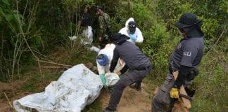 nuevas masacres Colombia