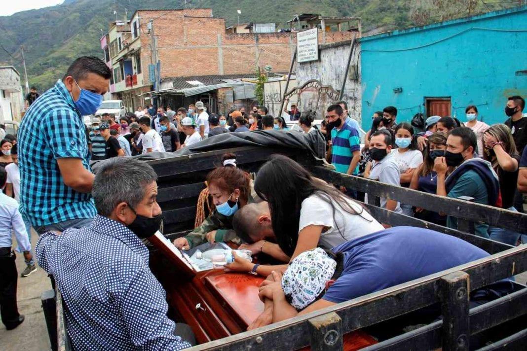 ONU masacres Colombia